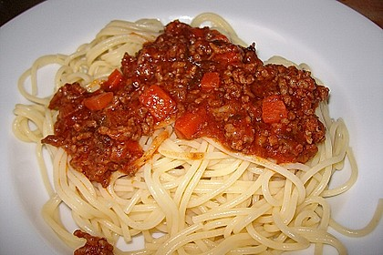 Bolognese Sauce 1