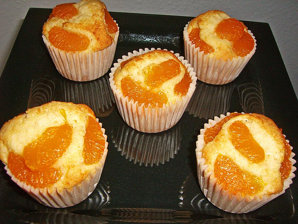 Eierlikor Muffins Mit Mandarinen Von Pumpkin Pie Chefkoch De