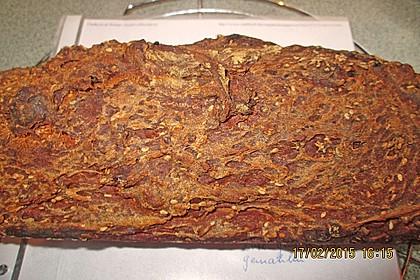Dinkelvollkornbrot mit Roggensauerteig 2