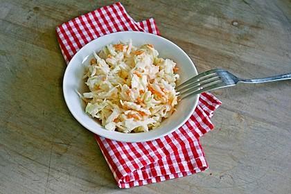Amerikanischer Krautsalat 1