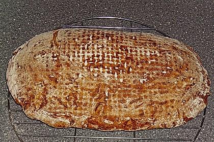 Kartoffel - Thymian - Brot 12