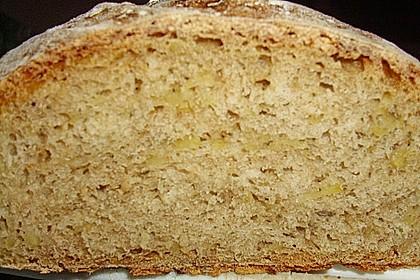 Kartoffel - Thymian - Brot 13