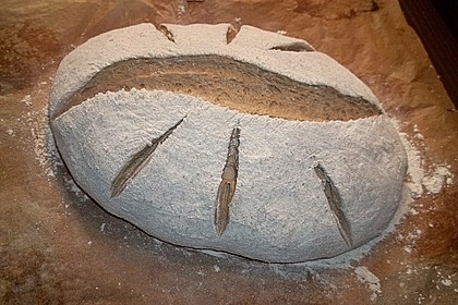 Kartoffel - Thymian - Brot 2