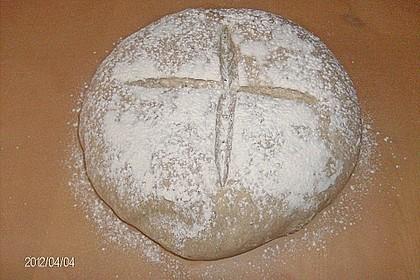 Kartoffel - Thymian - Brot 10