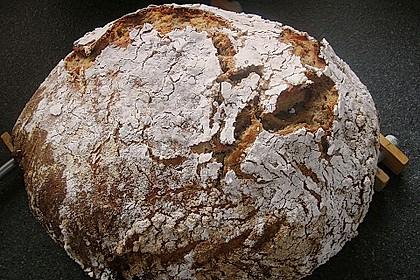 Kartoffel - Thymian - Brot 4
