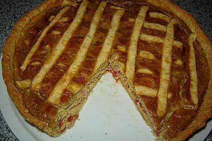 Elsässer Krautkuchen
