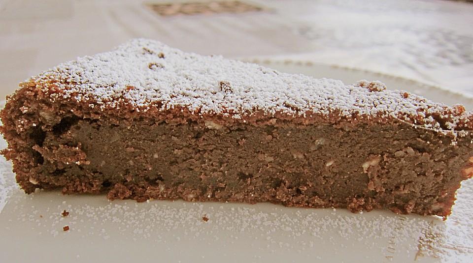 Nutella Nuss Sahnekuchen Von Superbetti Chefkoch De