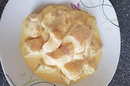 Fruchtige Currymarinade für Geflügel