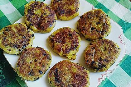 Indische Kartoffelplätzchen 7