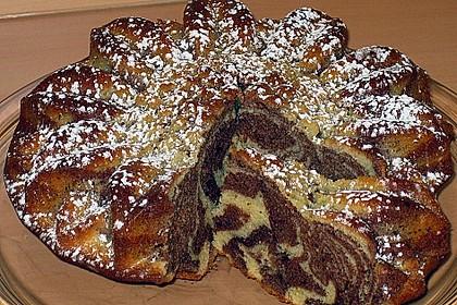 Wölkchen - Zebra - Kuchen 9