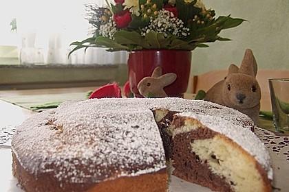 Wölkchen - Zebra - Kuchen 26
