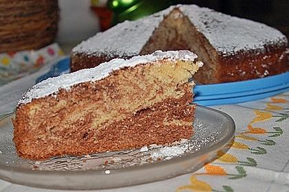 Wölkchen - Zebra - Kuchen 5
