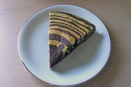 Wölkchen - Zebra - Kuchen 7