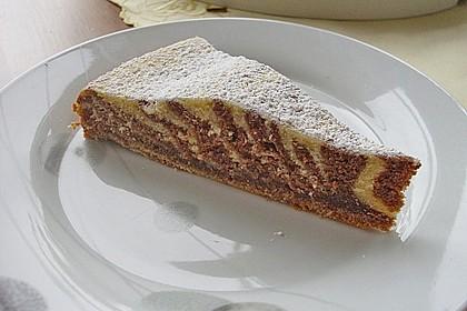 Wölkchen - Zebra - Kuchen 16