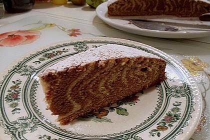 Wölkchen - Zebra - Kuchen 20