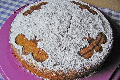 Wölkchen - Zebra - Kuchen 19