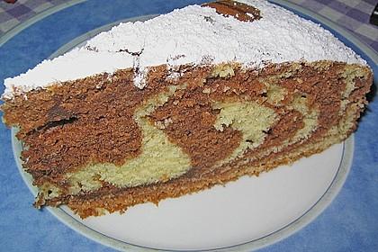 Wölkchen - Zebra - Kuchen 15