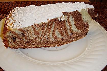 Wölkchen - Zebra - Kuchen 13