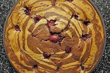 Wölkchen - Zebra - Kuchen 17