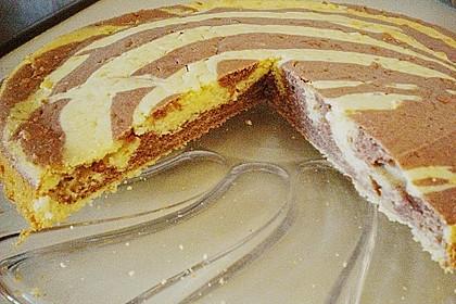 Wölkchen - Zebra - Kuchen 30