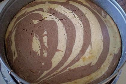 Wölkchen - Zebra - Kuchen 34