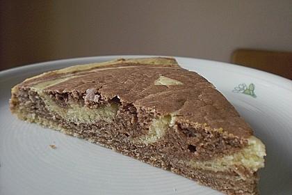 Wölkchen - Zebra - Kuchen 25