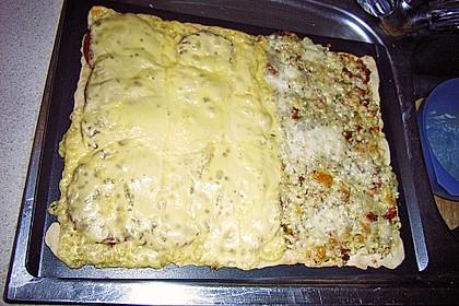 Roros geniale und weltbeste Knoblauchpizza 45
