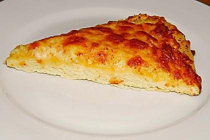 Roros geniale und weltbeste Knoblauchpizza 15