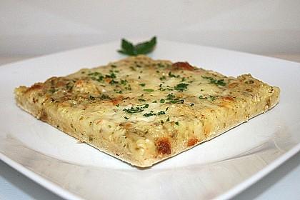 Roros geniale und weltbeste Knoblauchpizza 1