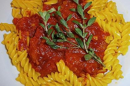 Indische Spaghetti 1