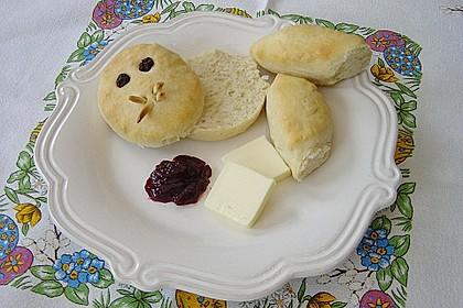 Buttermilch - Biskuits 1