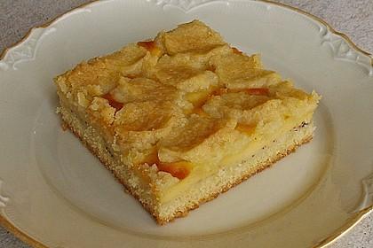 Pudding - Streuselkuchen