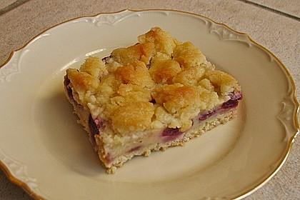 Pudding - Streuselkuchen 5