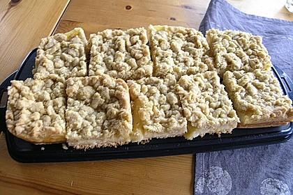 Pudding - Streuselkuchen 2