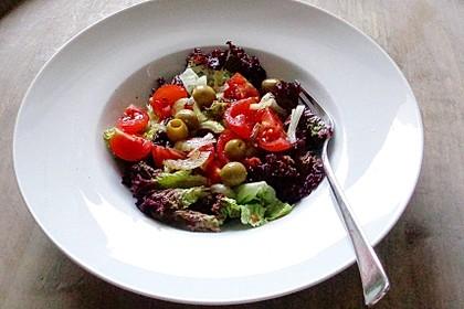 Süßer Salat (Bild)