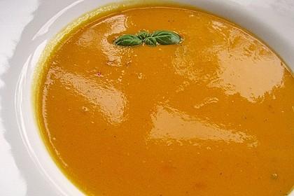 Thailändische Suppe mit Süßkartoffeln 3