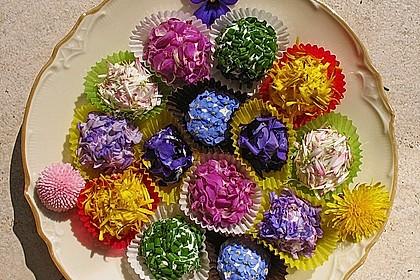 Bunte Blütenbällchen 1