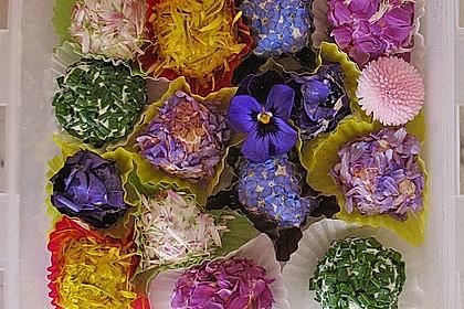 Bunte Blütenbällchen 2