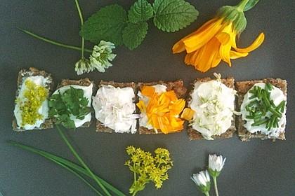 Bunte Blütenbällchen 3