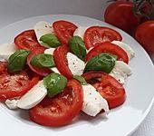 Tomaten mit Mozzarella à la Susi (Bild)