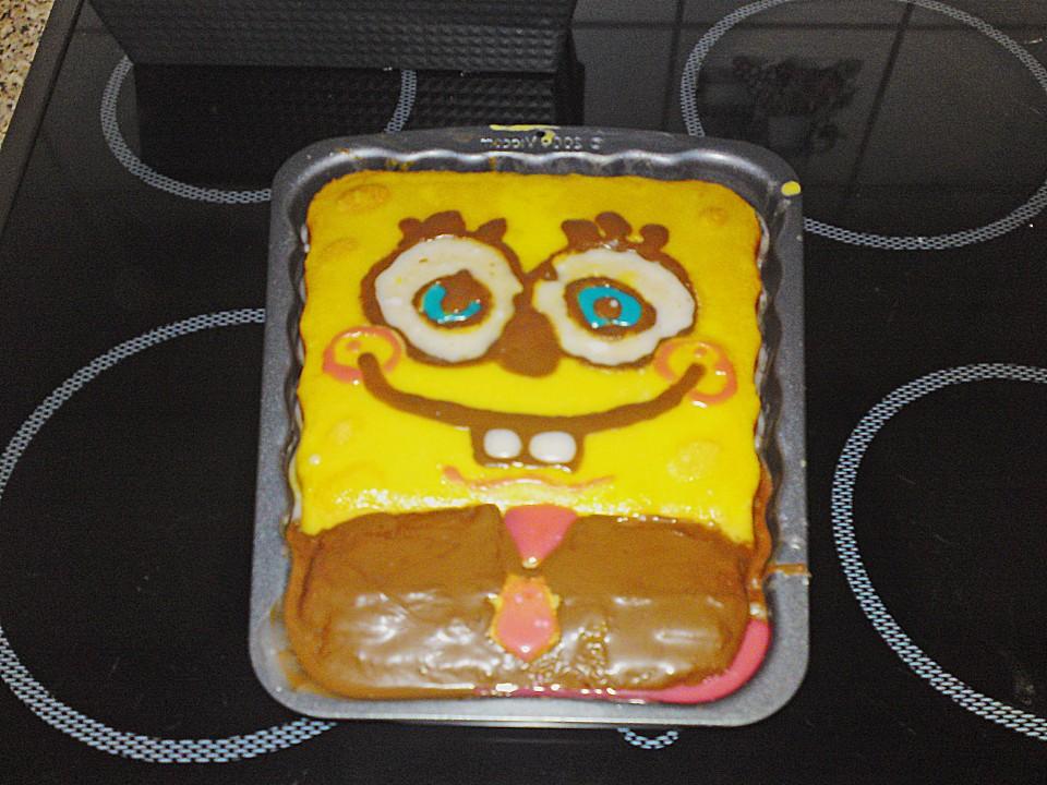 Spongebob Kuchen