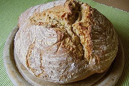 Buttermilchkartoffelbrot mit Sauerteig 3