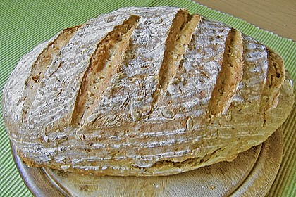 Buttermilchkartoffelbrot mit Sauerteig 22
