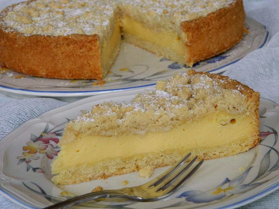 Streuselkuchen Mit Pudding Von Seelenschein Chefkoch De