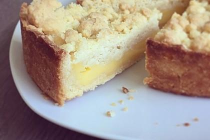 Streuselkuchen mit Pudding 20