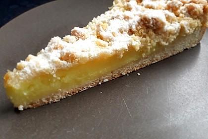 Streuselkuchen mit Pudding 16