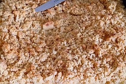 Streuselkuchen mit Pudding 48