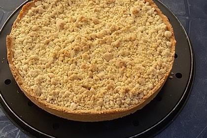 Streuselkuchen mit Pudding 27