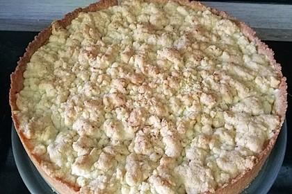 Streuselkuchen mit Pudding 28