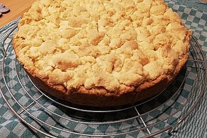 Streuselkuchen mit Pudding 43